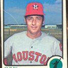 HOUSTON ASTROS JIMMY STEWART 1973 TOPPS # 351 G/VG