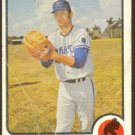 KANSAS CITY ROYALS ROGER NELSON 1973 TOPPS # 251 G