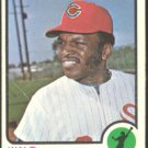 CLEVELAND INDIANS WALT WILLIAMS 1973 TOPPS # 297 VG