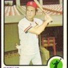 ST LOUIS CARDINALS BERNIE CARBO 1973 TOPPS # 171 VG