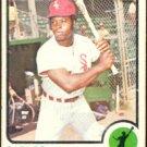 Chicago White Sox Carlos May 1973 Topps Baseball Card 105 good