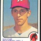 Philadelphia Phillies Wayne Twitchell 1973 Topps Baseball Card 227 nr mt oc