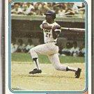 NEW YORK METS CLEON JONES 1974 TOPPS # 245