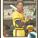 SAN DIEGO PADRES DERREL THOMAS 1973 TOPPS # 57 VG