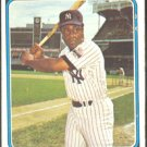 NEW YORK YANKEES JIM RAY HART 1974 TOPPS # 159 VG