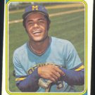 MILWAUKEE BREWERS PEDRO GARCIA 1974 TOPPS # 142 G/VG
