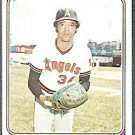 CALIFORNIA ANGELS RUDY MAY 1974 TOPPS # 302 EX