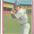 LOS ANGELES DODGERS BILL RUSSELL 1974 TOPPS # 239 G/VG