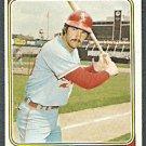 CHICAGO WHITE SOX TONY MUSER 1974 TOPPS # 286 VG/EX