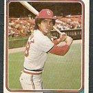 ST LOUIS CARDINALS JOSE CRUZ 1974 TOPPS # 464 G