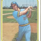 MILWAUKEE BREWERS BOB COLUCCIO 1974 TOPPS # 124 VG