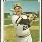 PITTSBURGH PIRATES RICHIE ZISK 1974 TOPPS # 317 G