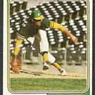 OAKLAND ATHLETICS PAUL LINDBLAD 1974 TOPPS # 369 VG/EX
