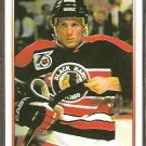 CHICAGO BLACKHAWKS JEREMY ROENICK 1991/92 OPC PREMIER # 52