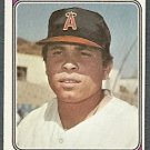 CALIFORNIA ANGELS ELLIE RODRIGUEZ 1974 TOPPS # 405 VG