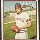 TEXAS RANGERS PETE BROBERG 1974 TOPPS # 425 G