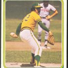 OAKLAND ATHLETICS DAROLD KNOWLES 1974 TOPPS # 57 EX
