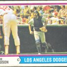 LOS ANGELES DODGERS JOE FERGUSON 1974 TOPPS # 86 G