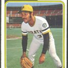 PITTSBURGH PIRATES RAMON HERNANDEZ 1974 TOPPS # 222 G/VG