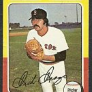 BOSTON RED SOX DICK DRAGO 1975 TOPPS MINI # 333 G/VG