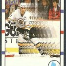 BOSTON BRUINS RAY BOURQUE 90/91 SCORE A.S. # 313 NR MT/MT