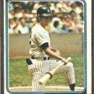 NEW YORK YANKEES HAL LANIER 1974 TOPPS # 588 G