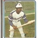 ATLANTA BRAVES SONNY JACKSON 1974 TOPPS # 591 VG