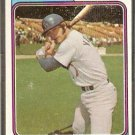 LOS ANGELES DODGERS STEVE YEAGER 1974 TOPPS # 593 VG