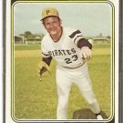 PITTSBURGH PIRATES LUKE WALKER 1974 TOPPS # 612 EX