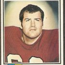 ATLANTA FALCONS TED FRITSCH 1973 TOPPS # 223 VG