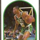 BOSTON CELTICS REGGIE LEWIS 1989 HOOPS # 17 NR MT