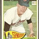 Washington Senators Ron Kline 1965 Topps Baseball Card # 56 em/nm