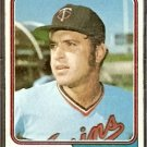 MINNESOTA TWINS JOE LIS 1974 TOPPS # 659 G
