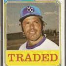 KANSAS CITY ROYALS NELSON BRILES 1974 TOPPS # 123T VG