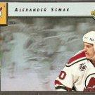 NEW JERSEY DEVILS ALEXANDER SEMAK 92/93 UPPER DECK EURO ROOKIE TEAM # ERT5