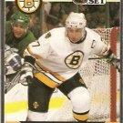 BOSTON BRUINS RAY BOURQUE 90/91 PRO SET # 1