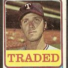 TEXAS RANGERS LARRY GURA 1974 TOPPS # 616T Fair