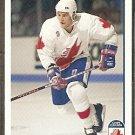 Eric Lindros Team Canada 1991 Upper Deck Hockey Card # 3