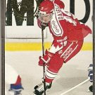 Alexandre Daigle RC Rookie Card 1992 Upper Deck Hockey Card # 587