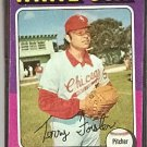 CHICAGO WHITE SOX TERRY FORSTER 1975 TOPPS # 137 G