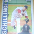 BOSTON RED SOX CURT SCHILLING 2004 BOSTON NEWSPAPER POSTER