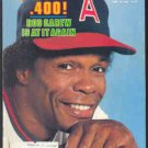 CALIFORNIA ANGELS ROD CAREW 6/83 SPORTS ILL FRENCH OPEN OZZIE SMITH SIXERS ST LOUIS CARDINALS