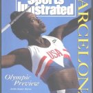 1992 BARCELONA OLYMPICS SPECIAL SPORTS ILLUSTRATED ISSUE