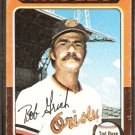 BALTIMORE ORIOLES BOBBY GRICH 1975 TOPPS # 225 F/G