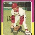 ST LOUIS CARDINALS MIKE TYSON 1975 TOPPS # 231 VG