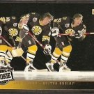 BOSTON BRUINS JOE JUNEAU 93/94 UD ALL ROOKIE TEAM # 282