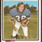 LOS ANGELES RAMS LARRY SMITH 1973 TOPPS # 504 G