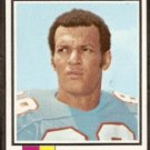 HOUSTON OILERS ALVIN REED 1973 TOPPS # 506 VG
