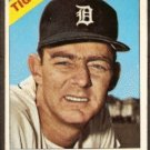 DETROIT TIGERS DON DEMETER 1966 TOPPS # 98