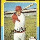 HOUSTON ASTROS MILT MAY 1975 TOPPS # 279 VG/EX